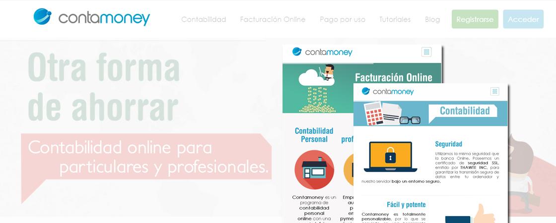 Contamoney, contabilidad online