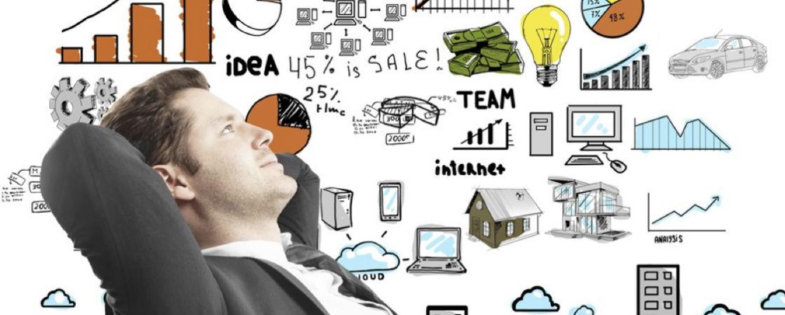 empresas grandes y pequeñas
